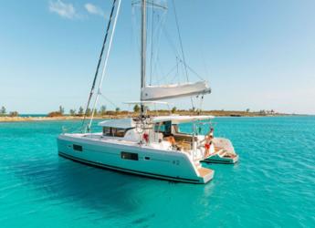 Chartern Sie katamaran in ACI Marina Dubrovnik - Lagoon 42