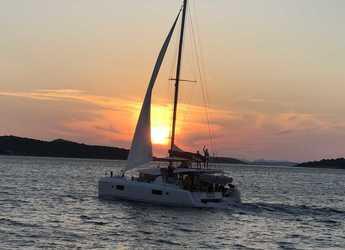 Louer catamaran à Marina Mandalina - Lagoon 42