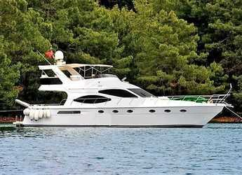 Rent a motorboat in Ören / Bodrum - Bodrum Custom 55