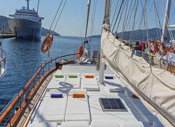 Rent a schooner in Netsel Marina - Gulet