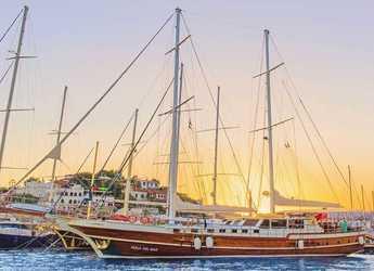 Louer goélette Gulet à Marmaris, Turkey
