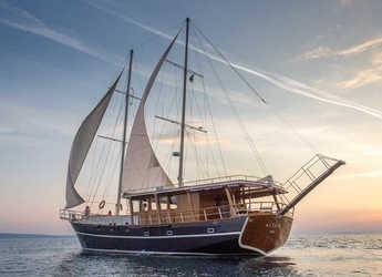 Chartern Sie yacht in ACI Marina Split - Gulet