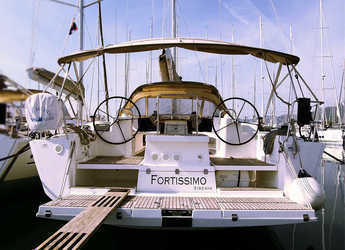 Rent a sailboat in Marina Frapa - Dufour 500 Grand Large