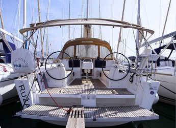 Louer voilier à Marina Frapa - Dufour 382 Grand Large