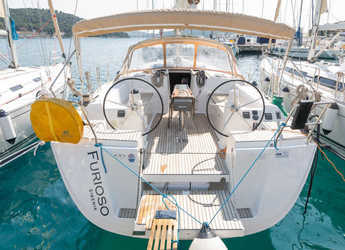 Rent a sailboat in Marina Frapa - Dufour 445 Grand Large