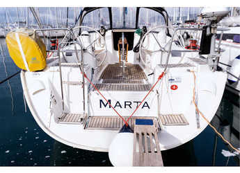 Rent a sailboat in Marina Frapa - Dufour 385 Grand Large