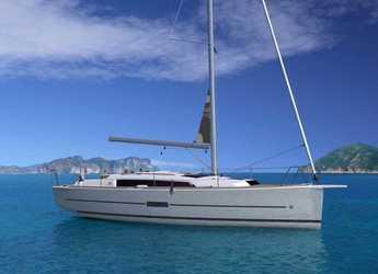Louer voilier à Marina Frapa - Dufour 360 Grand Large