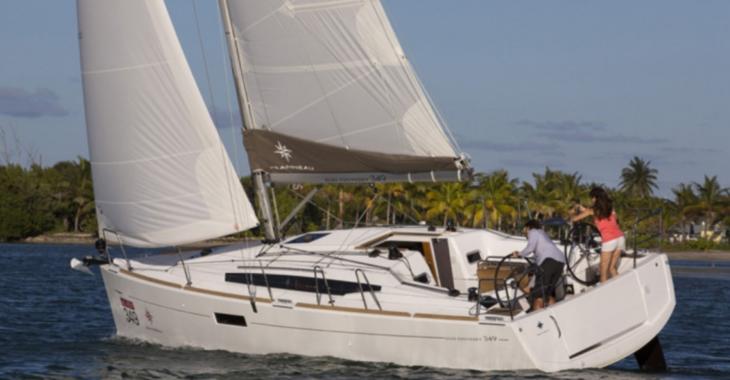 Rent a sailboat in Marina de Dénia - Sun Odyssey 44