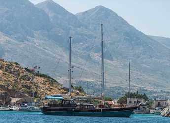 Rent a schooner in Corfu - Gulet