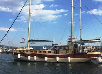 Rent a schooner in Alimos Marina Kalamaki - Gulet Aurora