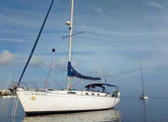 Rent a sailboat in Club Naútico de Sant Antoni de Pormany - Dufour 43 Classic
