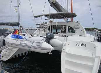 Alquilar catamarán Lagoon 380 en Naviera Balear, Palma de mallorca