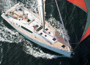 Rent a sailboat in Portocolom - Oceanis 50 Family (5Cab)