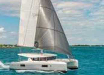 Rent a catamaran in True Blue Bay Marina - Lagoon 42