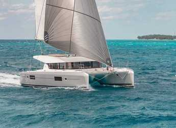 Alquilar catamarán Lagoon 42  en True Blue Bay Marina, True Blue