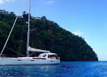 Rent a sailboat in True Blue Bay Marina - Beneteau Oceanis 45