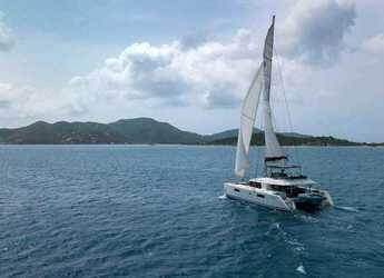 Alquilar catamarán Lagoon 56 en JY Harbour View Marina, Tortola East End