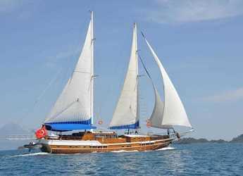 Rent a schooner in Bodrum Marina - Gulet SUNWORLD-IX