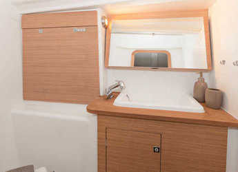 Rent a sailboat Dufour 382 Grand Large in Marina Port Pin Rolland, Port Pin Rolland