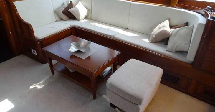 Rent a schooner in Split (ACI Marina) - Gulet 85