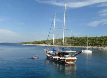 Rent a schooner in Split (ACI Marina) - Gulet 85