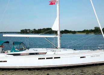 Rent a sailboat in Nanny Cay - Sun Odyssey 509