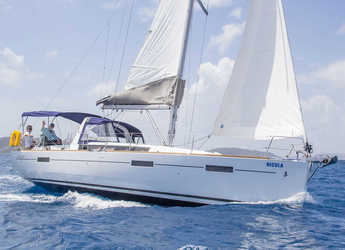 Rent a sailboat in Nanny Cay - Oceanis 41