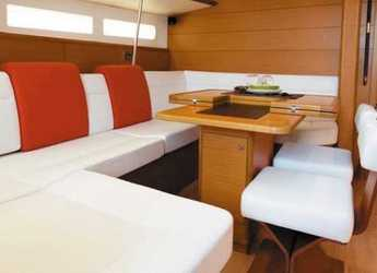 Rent a sailboat Sun Odyssey 469 in Marina Port Pin Rolland, Port Pin Rolland