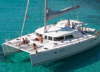 Rent a catamaran in Port Purcell, Joma Marina - Lucia 40