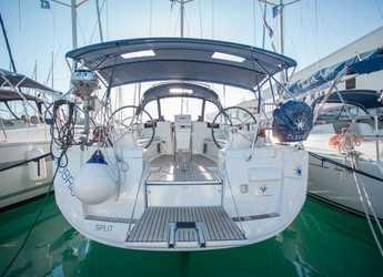 Alquilar velero en Agios Kosmas Marina - Sun Odyssey 439