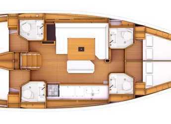 Alquilar velero Sun Odyssey 479 en Agios Kosmas Marina, Atenas