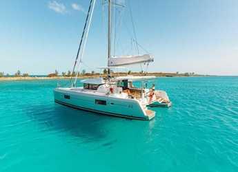 Alquilar catamarán en Palm Cay Marina - Lagoon 42