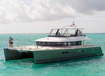 Rent a catamaran in Palm Cay Marina - Lagoon 630 Power Catamaran