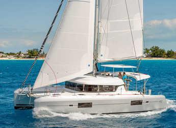Rent a catamaran in Puerto del Rey Marina - Lagoon 42