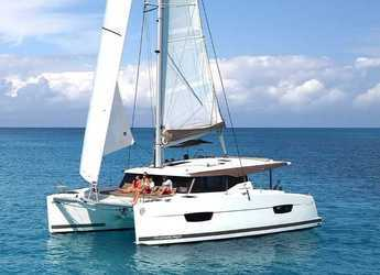 Louer catamaran à Compass Point Marina - Lucia 40