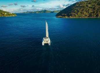 Rent a catamaran in Tortola West End - VOYAGE 480