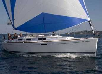 Chartern Sie segelboot Dufour 325 in Marina Port Pin Rolland, Port Pin Rolland