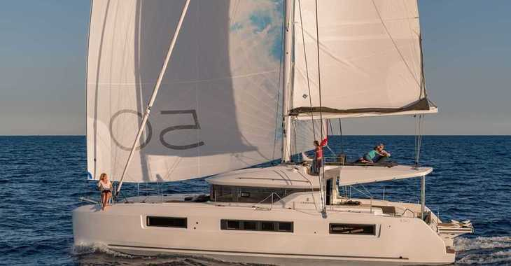 Rent a catamaran in Marina Le Marin - Lagoon 50