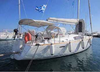 Alquilar velero Oceanis 43 en Alimos Marina Kalamaki, Atenas