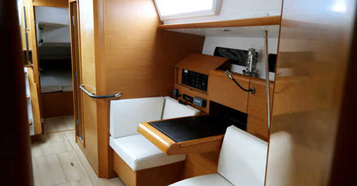 Rent a sailboat Sun Odyssey 439 in Skiathos , Skiathos