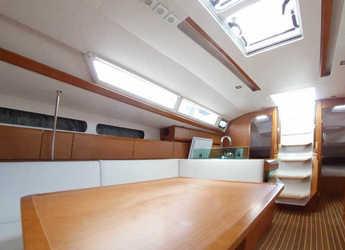Alquilar velero Sun Odyssey 419 en Alimos Marina Kalamaki, Atenas