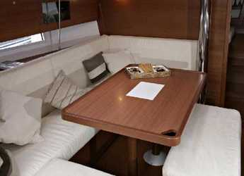 Rent a sailboat Dufour 380 Grand Large in Marina Port Pin Rolland, Port Pin Rolland