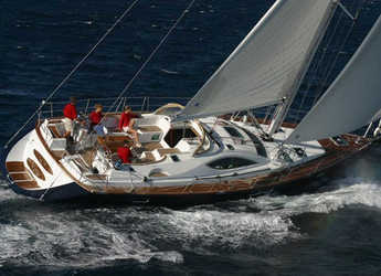Rent a sailboat in Blue Lagoon - Sun Odyssey 54 DS