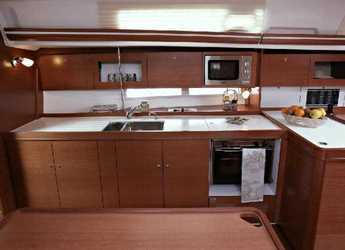 Rent a sailboat in Marina Port Pin Rolland - Dufour 380 Grand Large