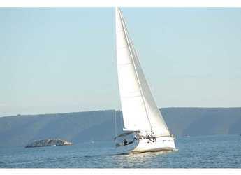 Rent a sailboat in Trogir (ACI marina) - D&D Kufner 54.2