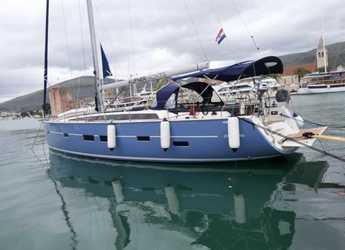 Rent a sailboat in Trogir (ACI marina) - D&D Kufner 50