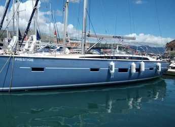 Alquilar velero en Marina Kornati - D&D Kufner 50