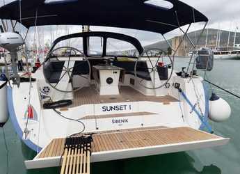 Rent a sailboat in Punat - D&D Kufner 50