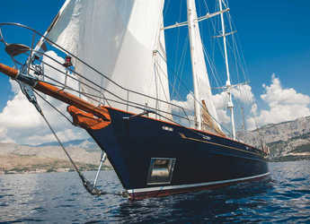Rent a schooner in Port Gocëk Marina - Gulet 114