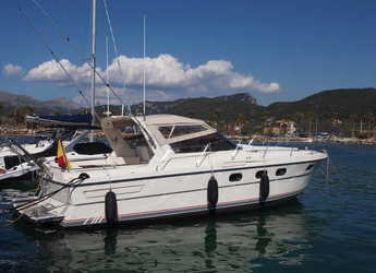 Rent a yacht in Port d'andratx - Princess 36